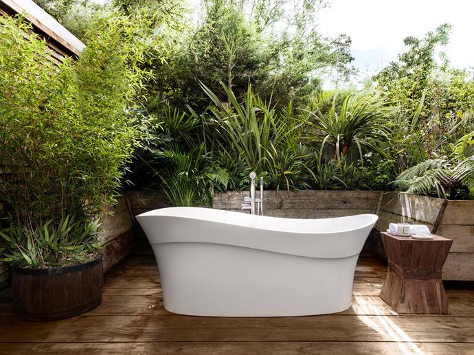 Victoria + Albert's Pescadero bath.