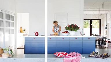 9 vibrant kitchens to inspire your colourful streak