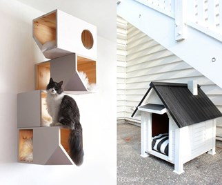 DIY pet house