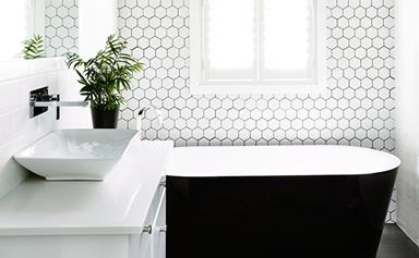 Monochrome magic: 10 black and white bathrooms to inspire