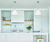 10 unique pendant lights for every entertainer's kitchen