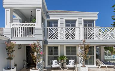 How to create a Hamptons-style home exterior
