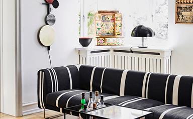 An art-filled villa in Copenhagen