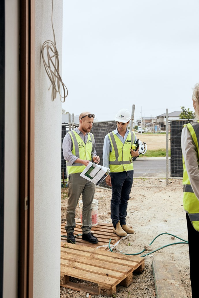 "**MARCH 20, 2018: LANDSCAPING UNDERWAY** <br><br> With work on the house progressing well, attentions have turned to its surrounds. [Garden Life](https://gardenlife.com.au/|target=""_blank""