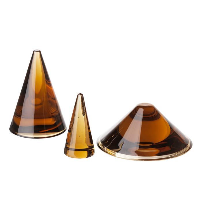 Jewellery cone (set of 3), $12.99.