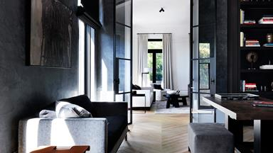 A Melbourne home with French and Belgian influence