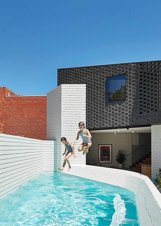"""This [small-space pool design](https://www.homestolove.com.au/small-space-pool-design-6461