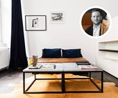 20 minutes with Airbnb co-founder Joe Gebbia