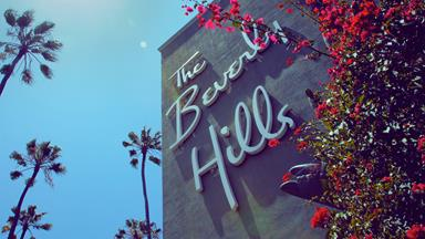 Inside the iconic Beverly Hills Hotel