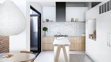 A Scandi style kitchen makeover