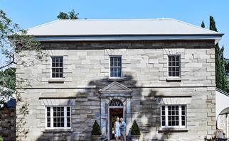 Georgian style house