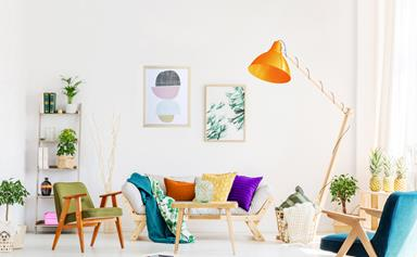 10 ways to add colour into your home without painting the walls