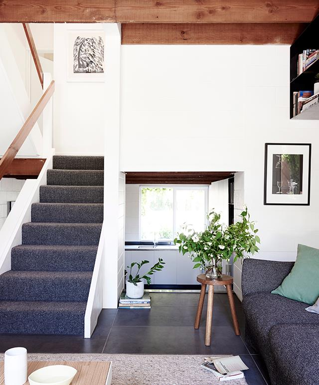 Create a balance between shared and private living spaces; a successful multi-generational home will provide areas where family members can spend time together and areas that provide space. *Photo: Eve Wilson / bauersyndication.com.au*