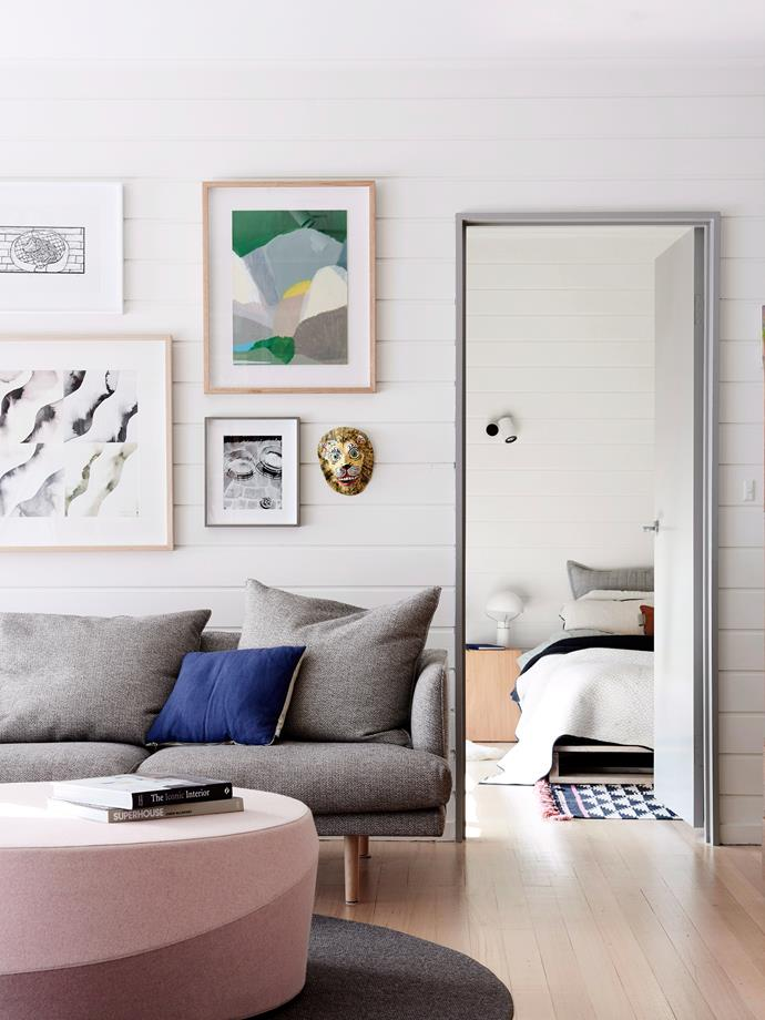 Personalise your home with artwork and furniture you love. Photo: Eve Wilson / *bauersyndication.com.au*