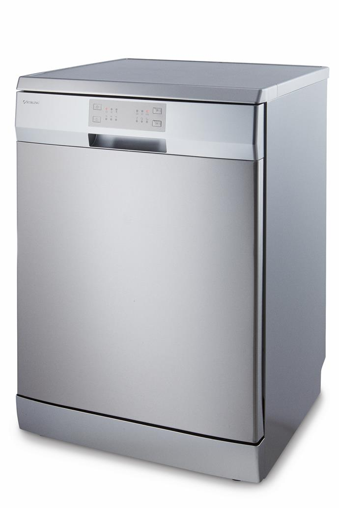Stirling Stainless Steel Dishwasher, $349.