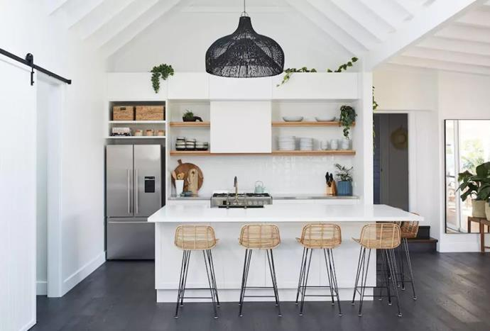 """**[Gerringong, New South Wales](https://www.airbnb.com.au/rooms/19914136?location=Australia&s=U5X7a8re target=""""_blank"""")** <br><br> This farmhouse can house up to 16 guests and has four private guest rooms, each with their own ensuite. You will also find a swimming pool, two-bedroom cabana and a self-contained barn that features another living area, kitchenette and separate bedroom. Anyone seeking a relaxing family holiday needs to check it out.  <br><br> Price: from $989 per night."""