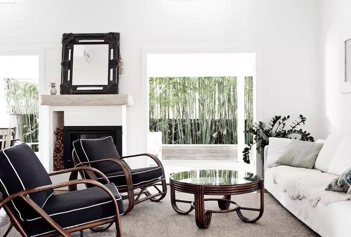 """**[Byron Bay, New South Wales](https://www.airbnb.com.au/rooms/2848222?location=Australia&adults=2&children=0&infants=0&s=rV6FwXyI target=""""_blank"""")** <br><br> This relaxed cottage is situated less than five minutes away from the town centre of Byron Bay. Featuring a pool and spa, the home can house six guests and is fitted with three bedrooms and two baths. Guests also have access to foam surfboards and a big screen cinema.  <br><br> Price: from $894 per night."""