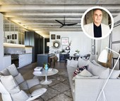 The Block judge Neale Whitaker is selling his designer Sydney apartment