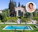 Ellen Pompeo lists her stunning 1920s Spanish villa in LA