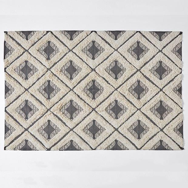 "Tufted **floor rug**, $39, from [Target](https://www.target.com.au/p/tufted-floor-rug/60723826 target=""_blank"" rel=""nofollow"")."