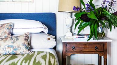 How to make antiques work in a contemporary space