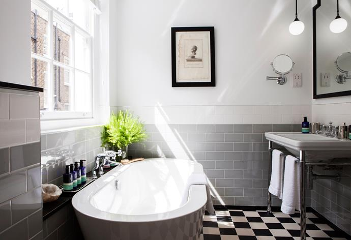 Stylish textiles and accoutrements at *The Laslett Hotel*. *Photo: Mr & Mrs Smith / bauersyndication.com.au*