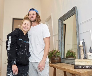 Josh and Elyse