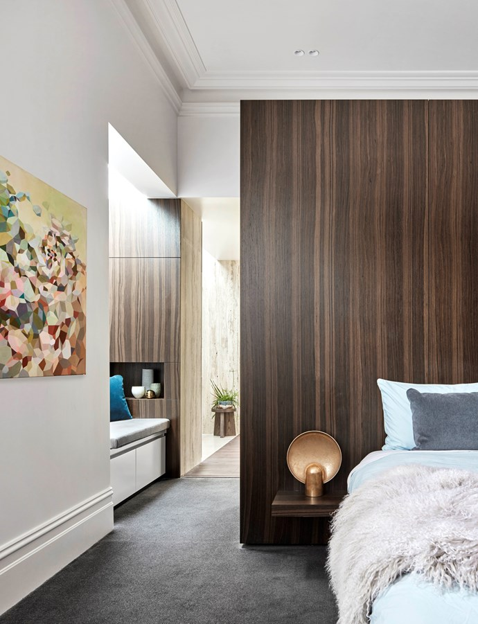 Melbourne home by Coy Yiontis Architects. Photograph by Peter Clarke. Styling by Swee Lim. From *Belle* Smart Spaces 2017.