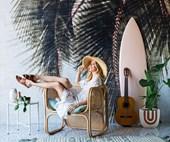 Bringing modern Balinese style home