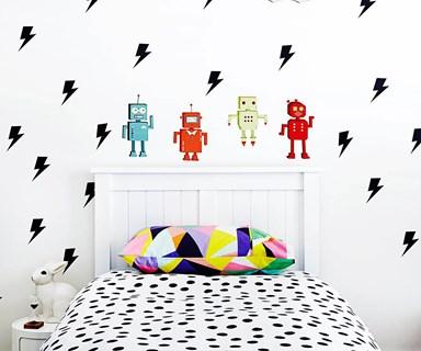 Top trending kids' bedroom ideas on Pinterest