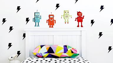 Top trending kids' bedroom ideas on Pinterest
