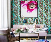 How to use colour to liven up dull spaces
