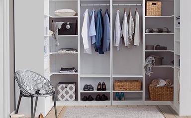 7 stunning wardrobes to inspire your bedroom re-design