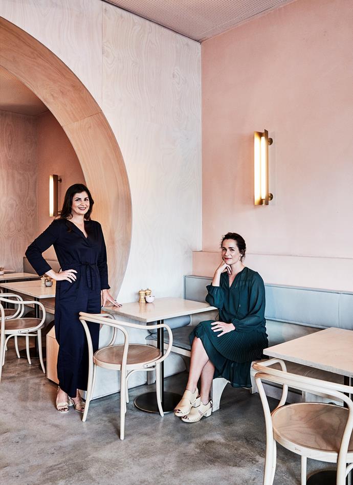 "***Emerging Design Star:*** Sarah Cosentino & Felicity Slattery of [Studio Esteta](http://www.studioesteta.com.au/|target=""_blank""|rel=""nofollow"")"