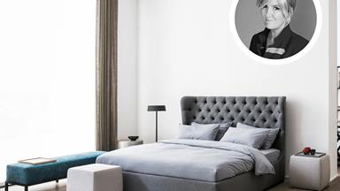 Melissa Penfold's bedroom styling rules