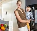 Netballer Laura Geitz on her modern-minimalist family home