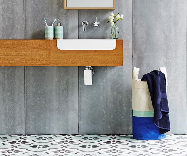 *From bed sheets and bath towels to tea towels and dish cloths, this handy guide tells you how often your home's most-used wares should be washed. Photo: Andrew Finlayson / bauersyndication.com.au *