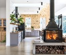 17 cosy fireplaces that will warm your heart