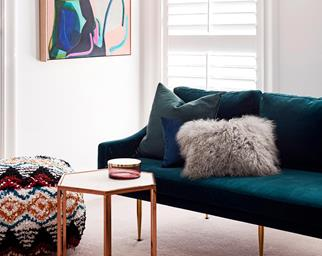 How to cosy up your décor