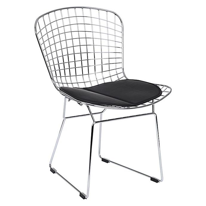 """Replica Harry Bertoia Side Chair, $89.95, from [Zanui](https://www.zanui.com.au/Replica-Harry-Bertoia-Side-Chair-96802.html