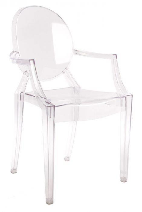 """Replica Philippe Starck Louis Ghost Armchair, on sale at $99, from [Matt Blatt](https://www.mattblatt.com.au/replica-philippe-starck-louis-ghost-armchair