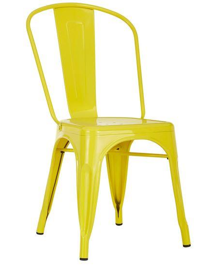"""Worx Dining Chair in yellow, $31, from [Fantastic Furniture](https://www.fantasticfurniture.com.au/Categories/Living-%26-Dining/Dining-Room/Dining-Chairs/Worx-Dining-Chair/p/WORCHA1STOOOMTLYEL