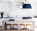 10 magnificent marble kitchens