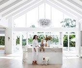 Three Birds' Bonnie Hindmarsh's modern-coastal home