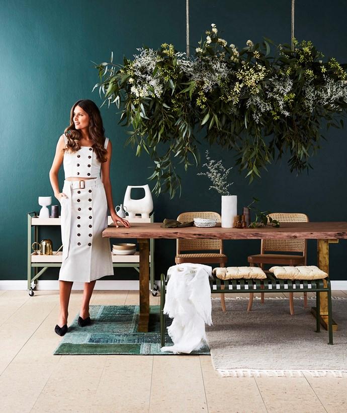 Fashion styling: Emma Kalfus