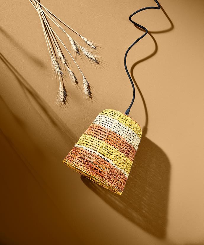 Yutu Badayala pendant by artist Judy Manany, $1180, Koskela.