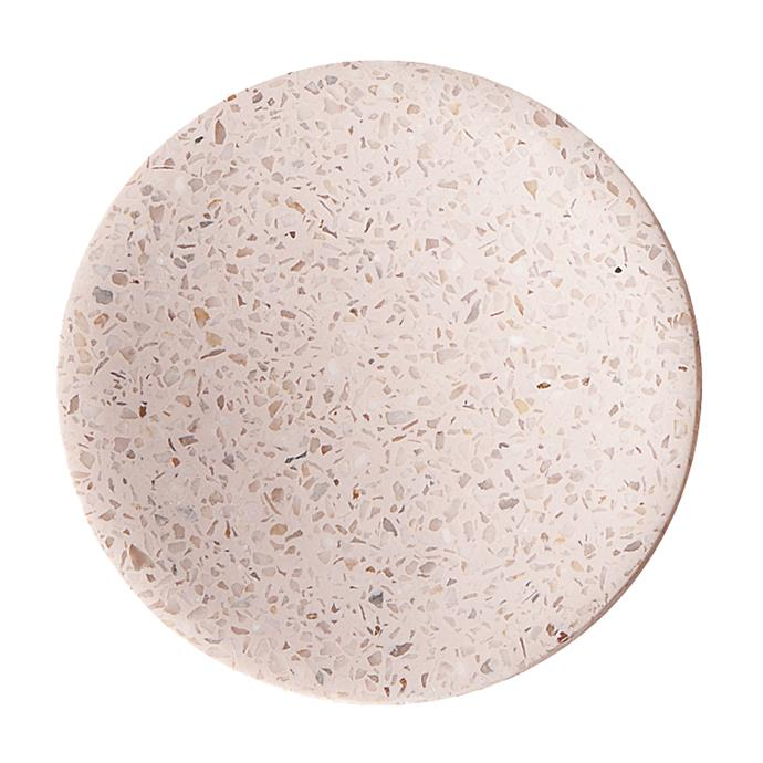 "A multi-purpose tray perfect for holding keys, a candle or even jewellery. Terrazzo medium dimple tray, $29, from [Zakkia](https://www.zakkia.com.au/|target=""_blank""