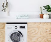5 ways to refresh your laundry without renovating