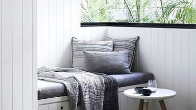 10 monochrome interiors trending on Pinterest