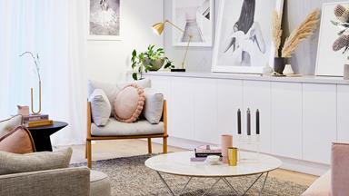 A lesson in Scandinavian interior design